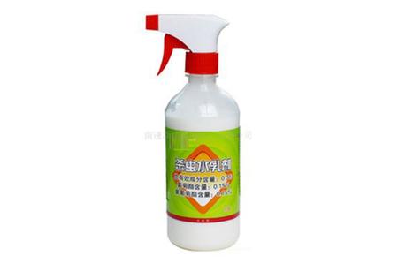 0.3%氯氰?氯菊杀虫水乳剂